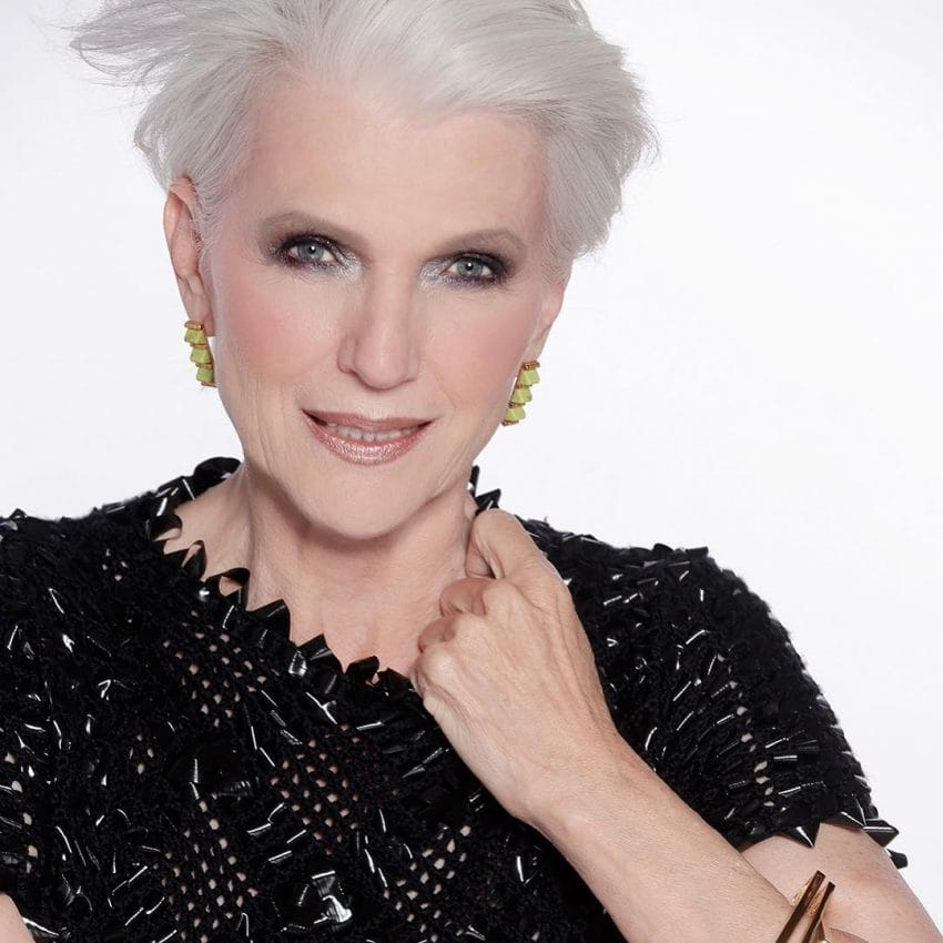 CoverGirls Newest Face Is 69-Year-Old Maye Musk   HuffPost