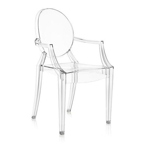 Philippe Starck Has Reinvented The Classic Louis Xv For Kartell Http Www Yliving Com Kartell Louis Ghost Chair Louis Ghost Chair Ghost Armchair Ghost Chair