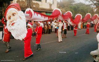 Buon Natale Thrissur.Buon Natale Christmas Carol Thrissur Indian Destinations