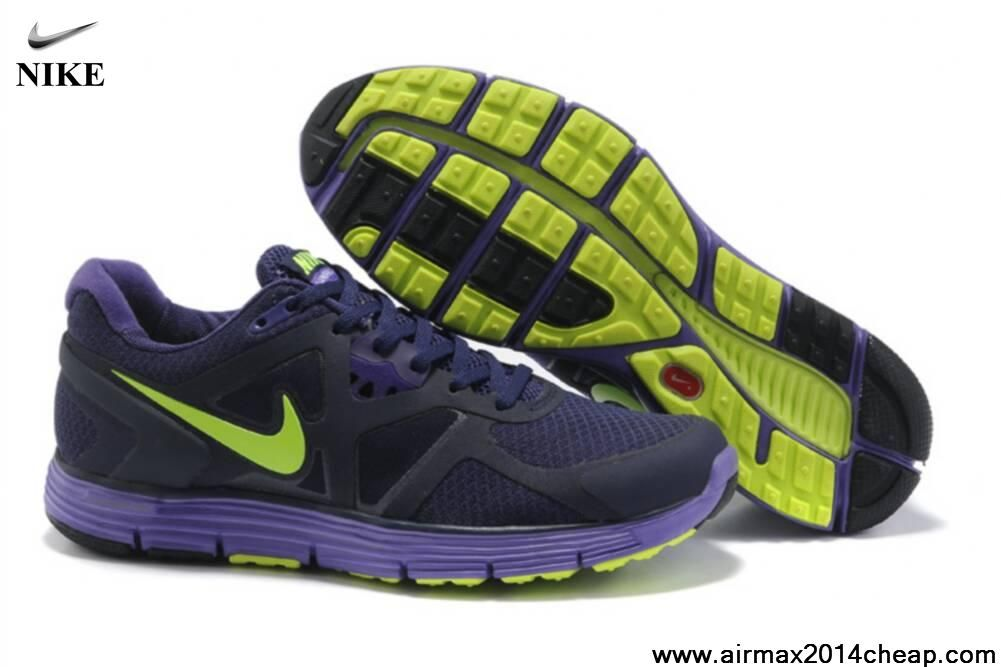 promo code ff994 ed487 ... order fashion nike lunarglide 3 454164 008 purple fluorescence green  mens running shoes store de32e 1fd4e