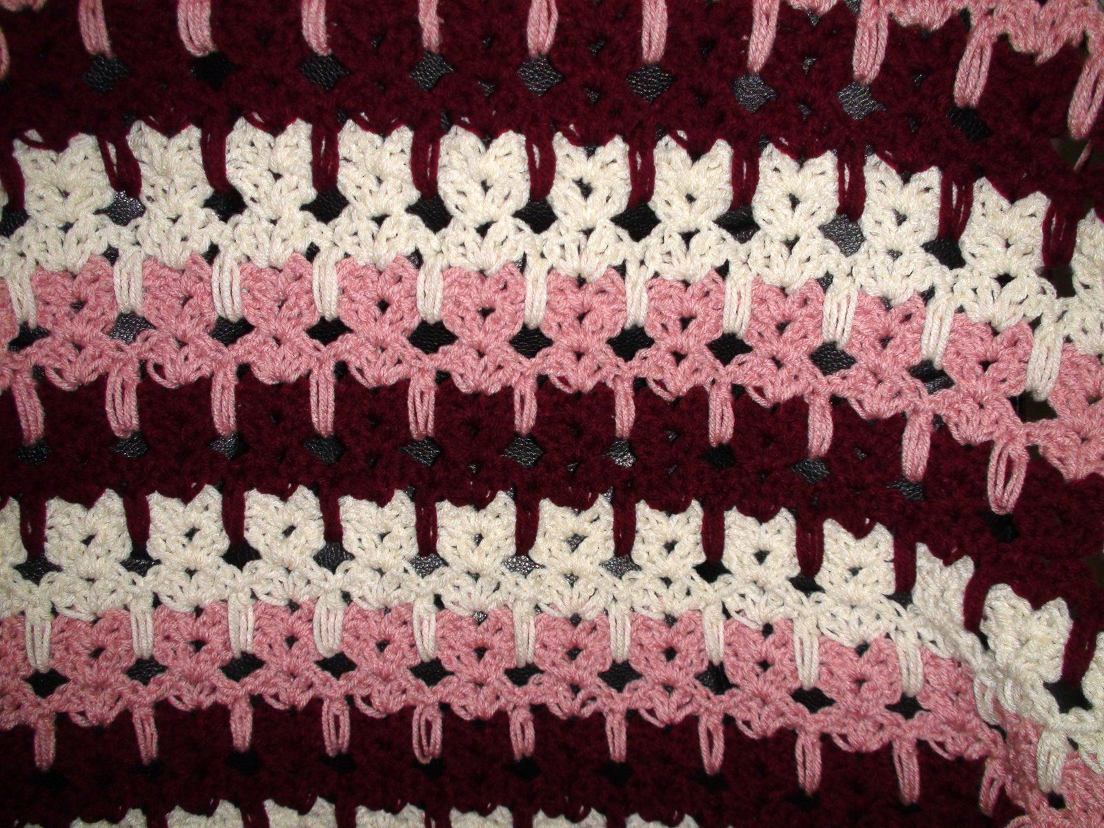 Crochet Geek - Free Instructions and Patterns: Abstract Crochet Cats ...