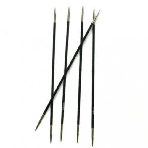 Karbonz - spisse og lette strikkepinner helt ned til 1 mm tykkelse.