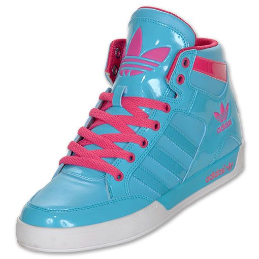pink adidas basketball shoes