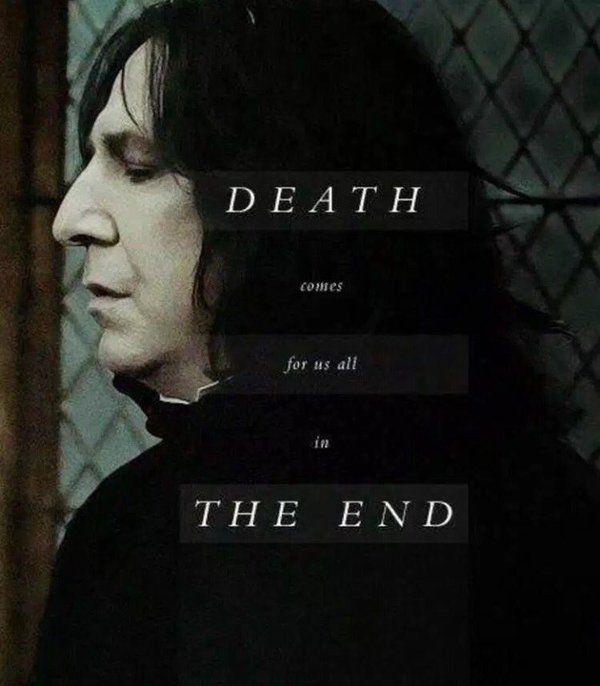 Alanrickman Snape Zitate Severus Snape Zitate Alan Rickman