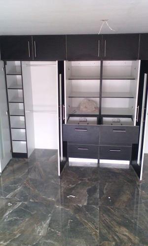 Carpinteria closet vestier moderno econ micos madera for Closet de madera para dormitorios