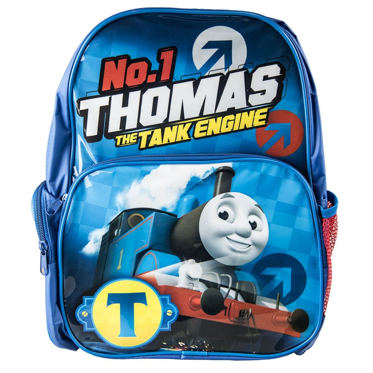 Little tikes thomas the train bed - Take The Toys And Belongings Wherever You Go With This Thomas And Friends Backpack Featuring The Number One Blue Engine The Backpack Features A Fun Design
