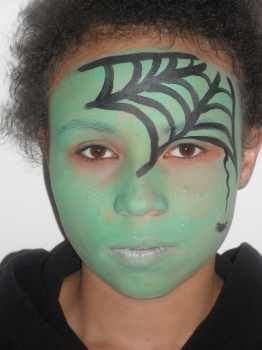 animal face painting ideas google search - Easy Face Painting Halloween