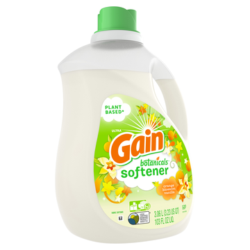 Household Essentials Fabric Softener Plant Based