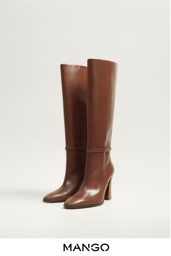 Women's Fern Leather Boot