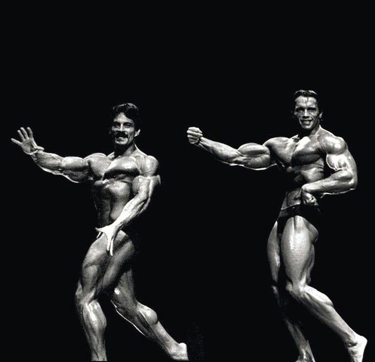 Mike Mentzer vs Arnold Schwarzenegger 1980 Golden Era Bodybuilding - fresh arnold blueprint day 11