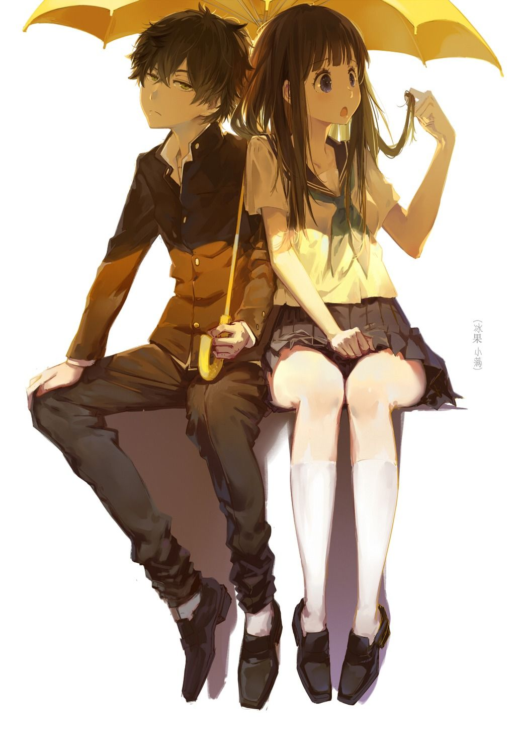 Pin by AlL Lovely oF anime on Anime(≧ ≦) ღ Hyouka, Anime