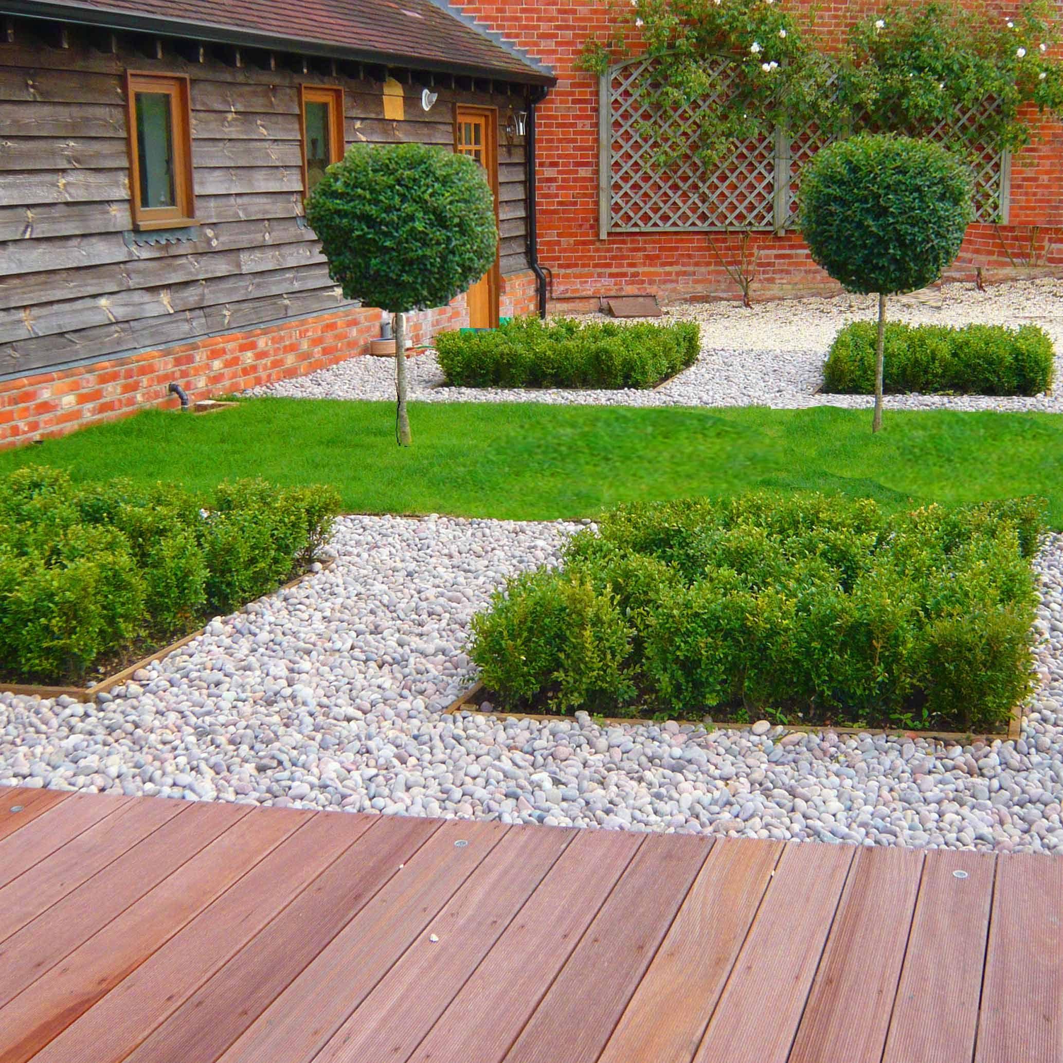 a barn conversion for my client julieann garden design on backyard landscaping ideas with minimum budget id=66148
