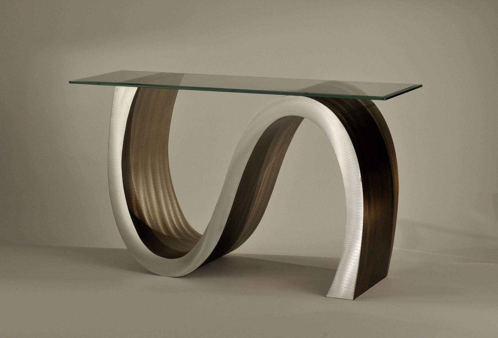 How To Decorate Your Home With A Glass Console Table Modern
