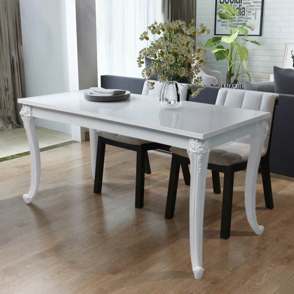 vidaXL Dining Table 45.7