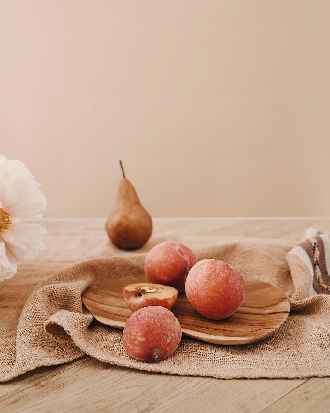 Everything Is Peachy Fruit Photography Food Food Photography