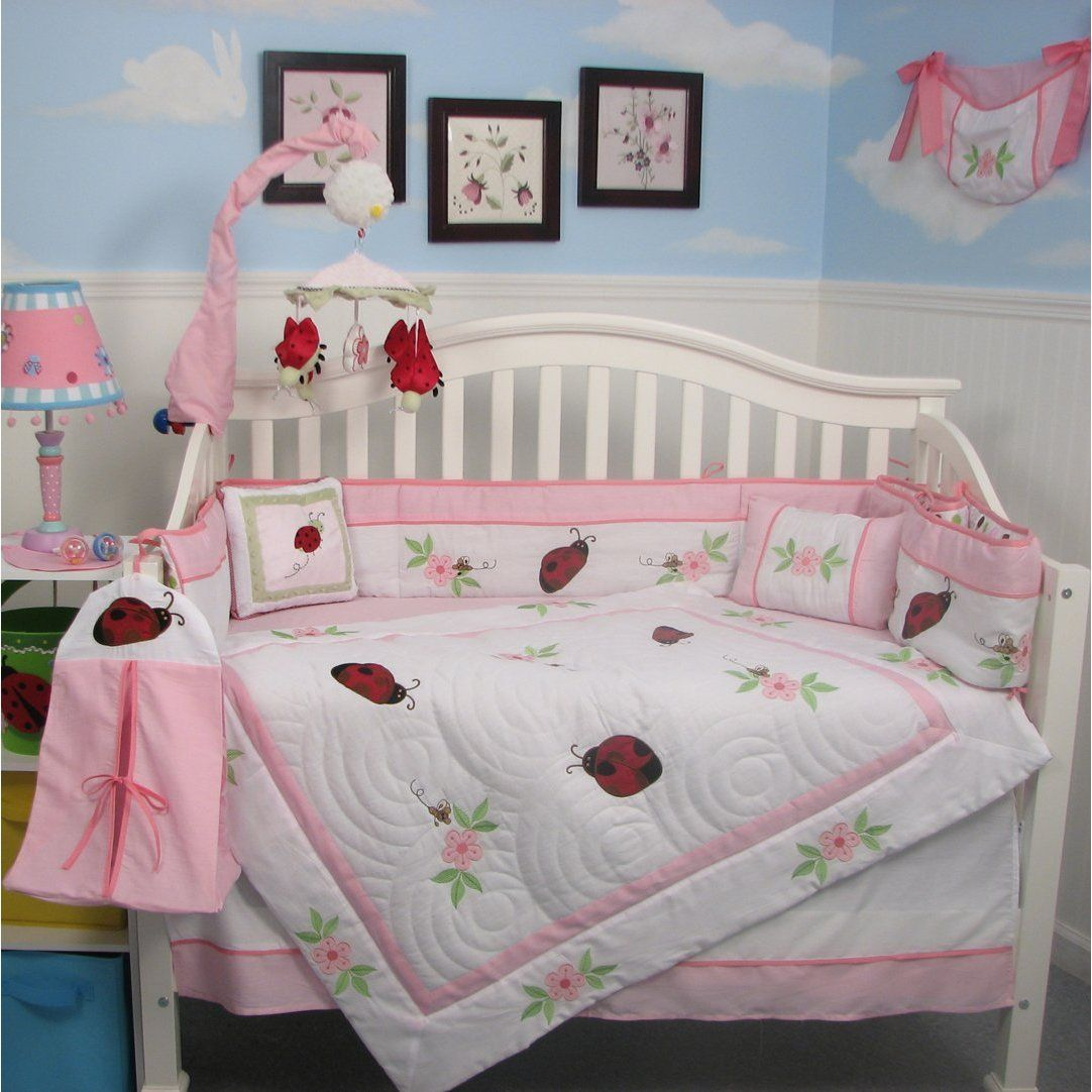 Ladybug Room Decor Baby Girl Room Decorating Ideas
