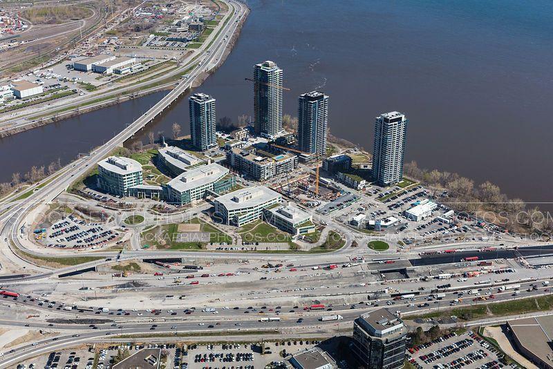 Nun S Island Montreal Aerial Photo Montreal Island