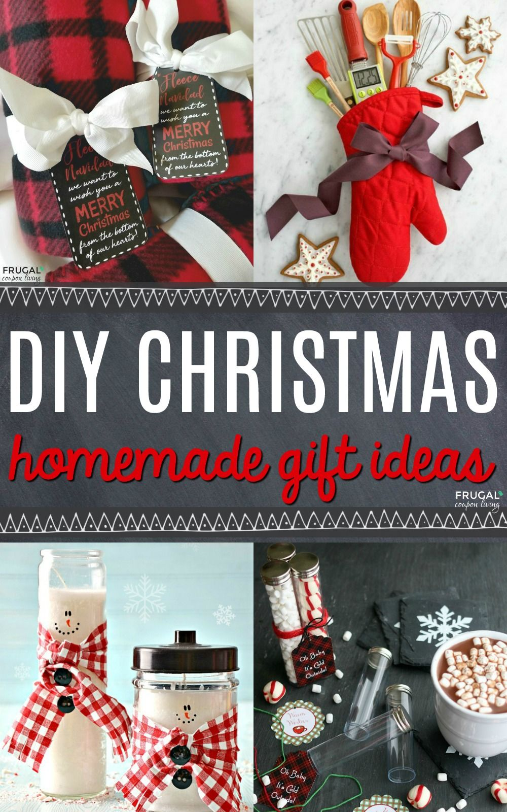 31 DIY Christmas Gift Ideas | Christmas | Pinterest | Christmas ...