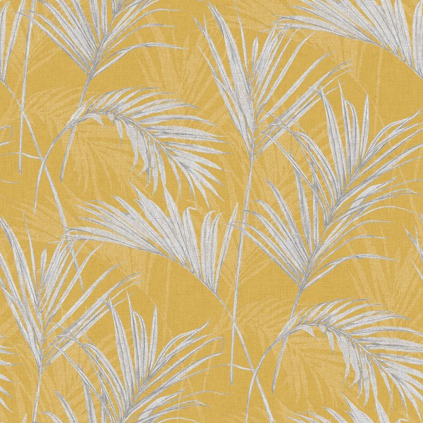 Tapeta Scienna W Liscie Myriad My2001 Grandeco Tapety Na Sciane Embossed Wallpaper Leaf Wallpaper Diy Wallpaper