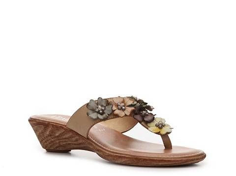 8aed249cea706 Italian Shoemakers Giggle Wedge Sandal Women s Wedge Sandals Sandals  Women s Shoes - DSW