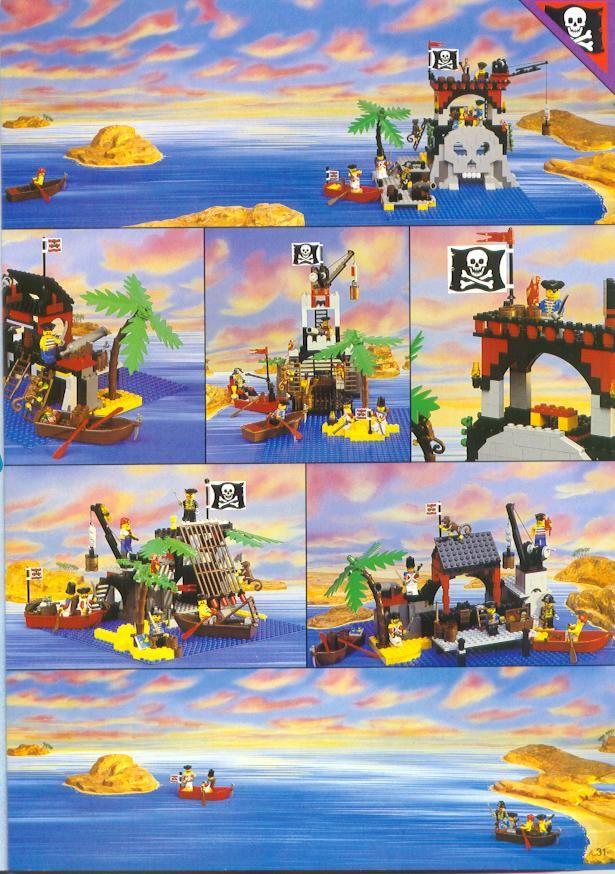 Pirates Skull Island Lego 6279 Legos Pinterest Skull