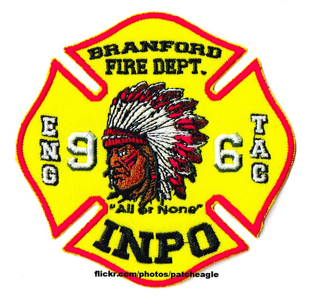 Branford Fire Department Indian Neck Pine Orchard Fire