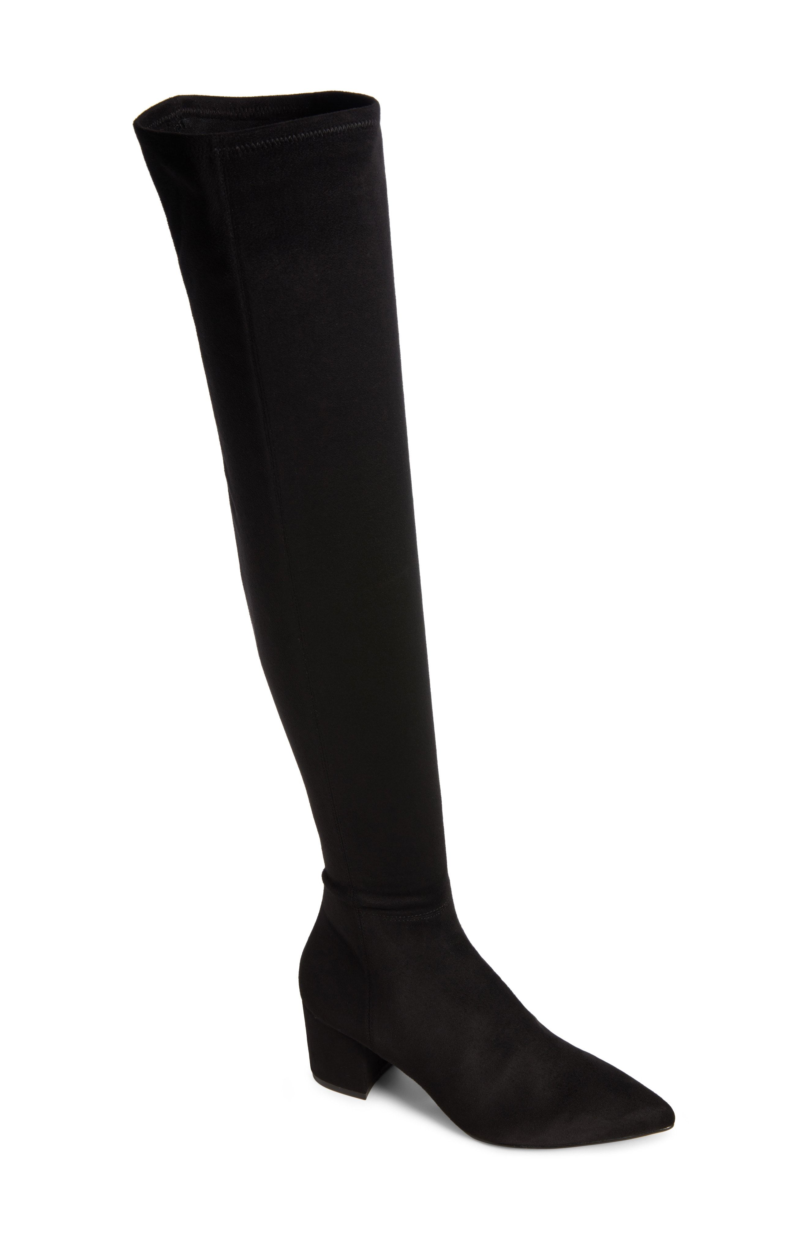 0a21805816f Steve Madden Brinkley Over the Knee Stretch Boot available at  Nordstrom  Love these! Want these!
