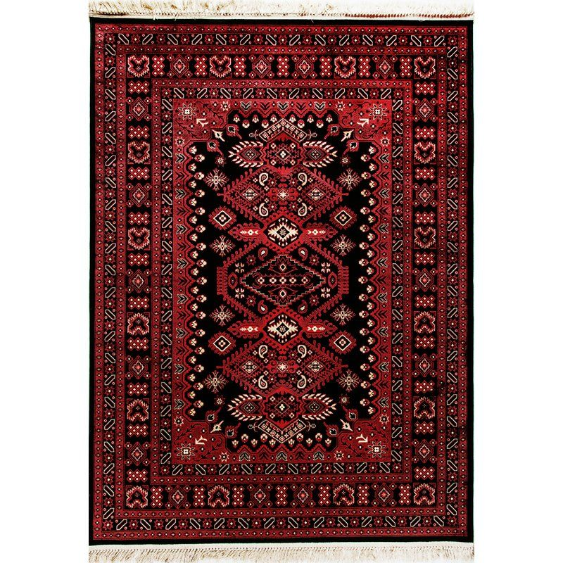 Elmirasol Red Area Rug Dynamic Rugs Red Area Rug Rugs