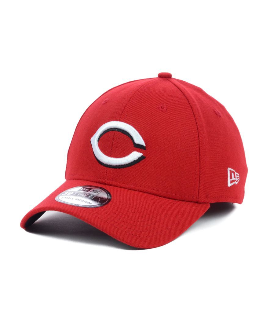 super popular 93d19 c7e90 New Era Cincinnati Reds Mlb Team Classic 39THIRTY Cap