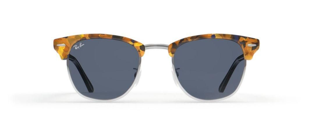 Ray-Ban RB 3016 Clubmaster front view