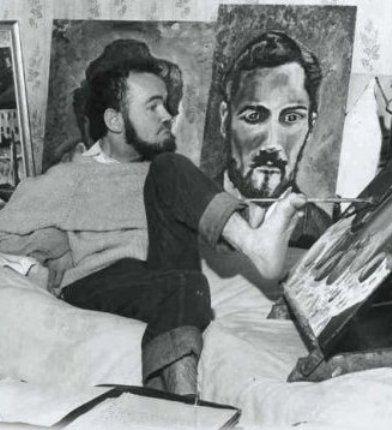 Αποτέλεσμα εικόνας για christy brown paintings