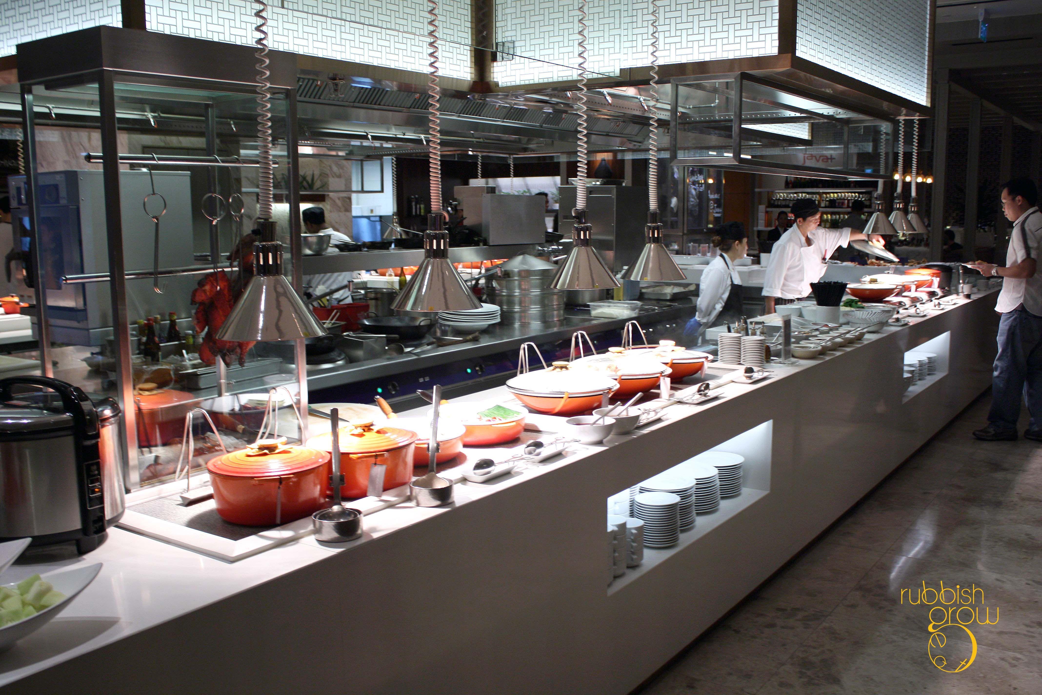 Kitchen Marriott Cafe Singapore  Luxury Kitchen  Pinterest Amusing Hotel Kitchen Design Design Inspiration
