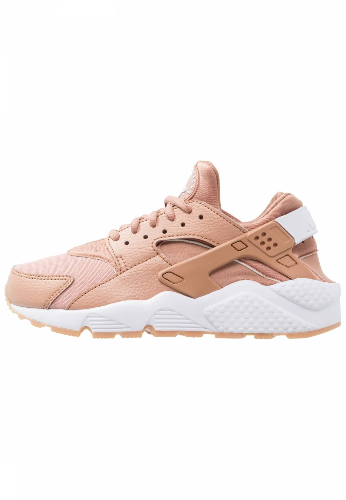 premium selection fe605 c3064 Nike Sportswear. AIR HUARACHE RUN - Tenisówki i Trampki - dusted clay/white/