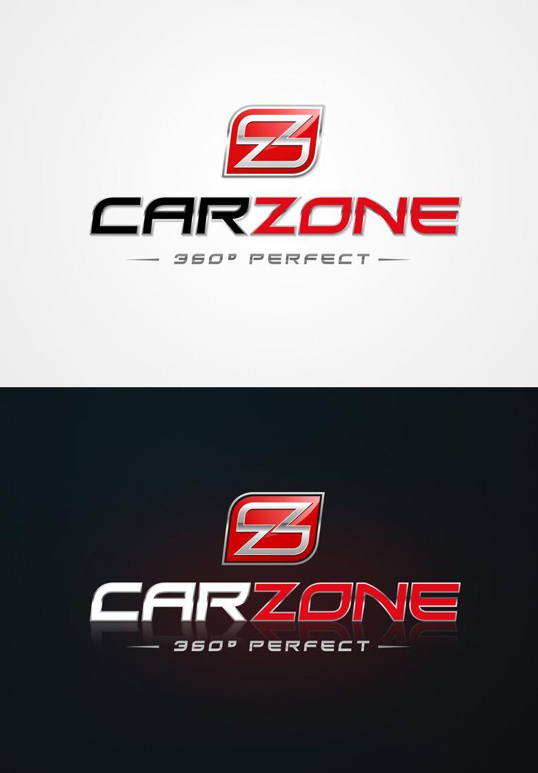 Diseño de Logotipo para Car Zone, una compañía ubicada en Abu Dhabi ...