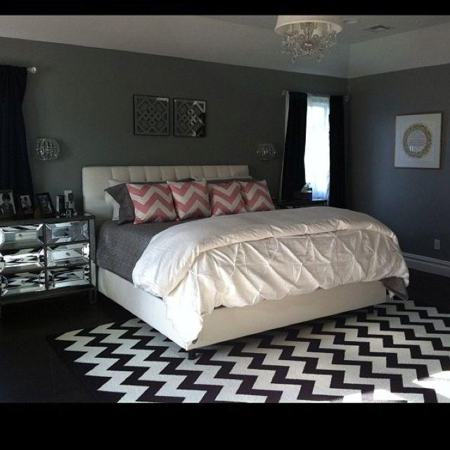 die besten 25 graues raumdekor ideen auf pinterest. Black Bedroom Furniture Sets. Home Design Ideas