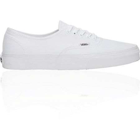 Vans Authentic White Shoe Go to Target