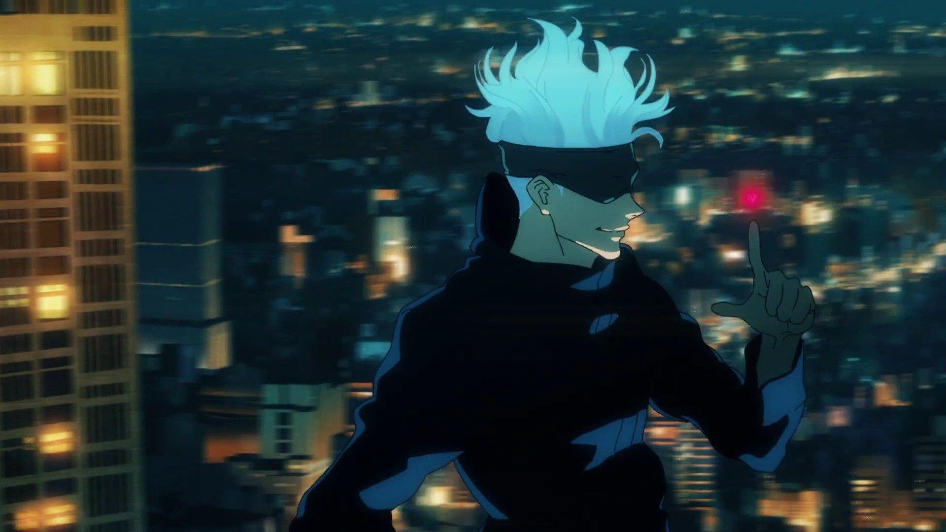Satoru Gojo Jujutsu Kaisen Jujutsu Anime Dream Anime