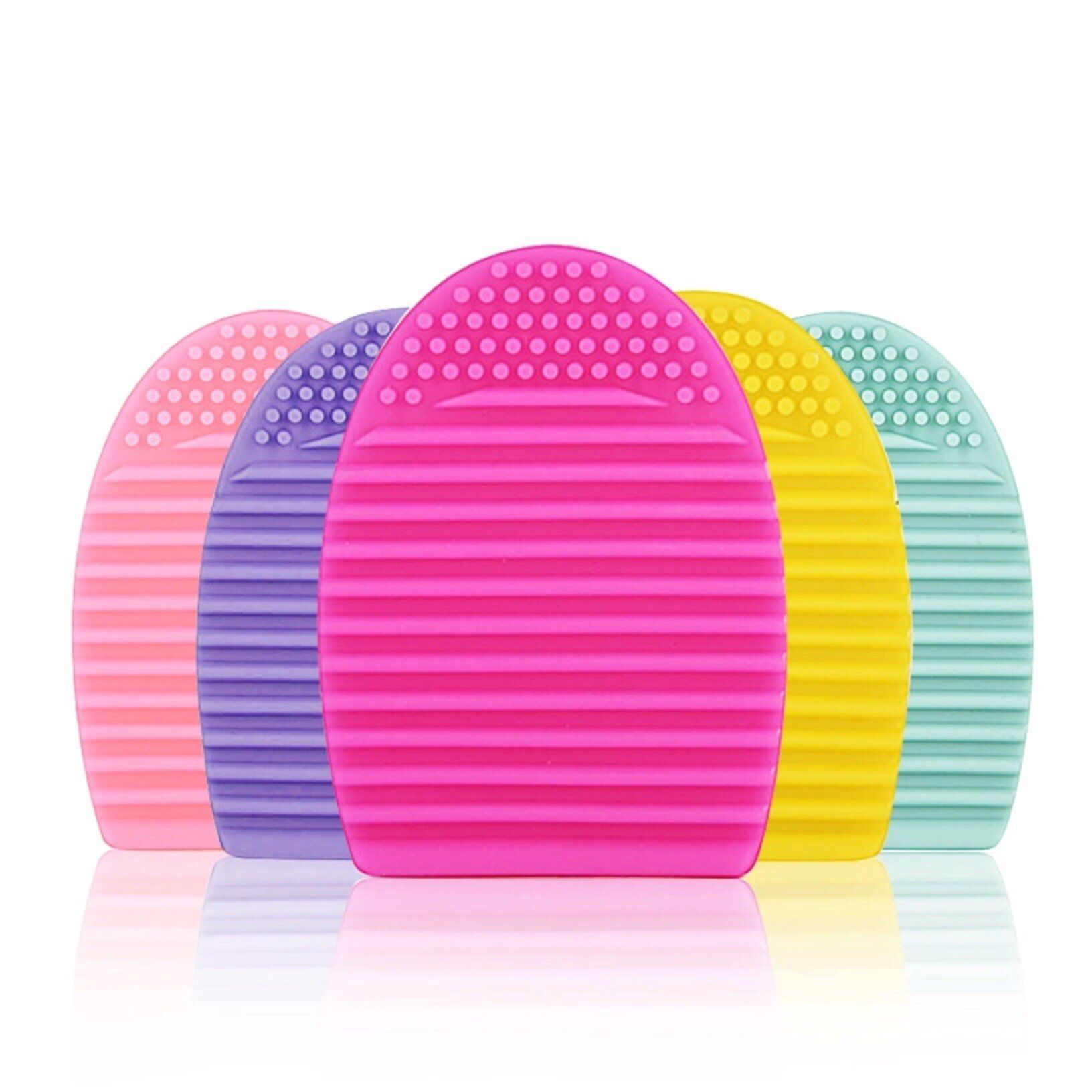 Mini Silicone Glove Makeup Brush Cleaner Makeup brush