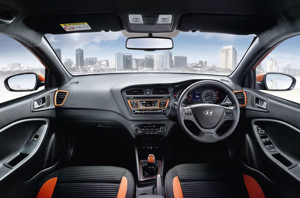 New Review 2015 Hyundai i20 Active Price Release Interior View Model
