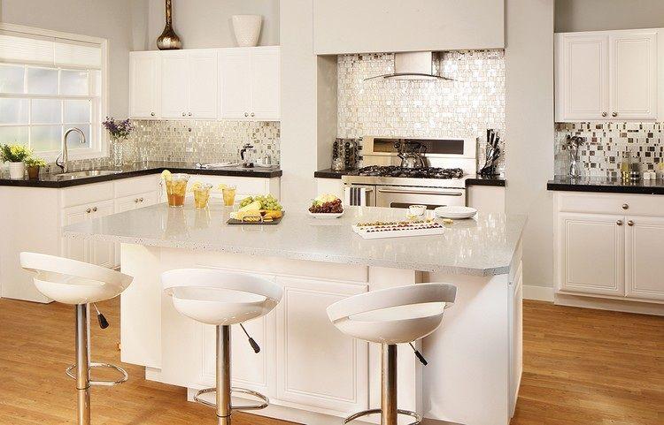 Rivestimenti a mosaico per la cucina | Spazio cucina | Spazio cucina ...