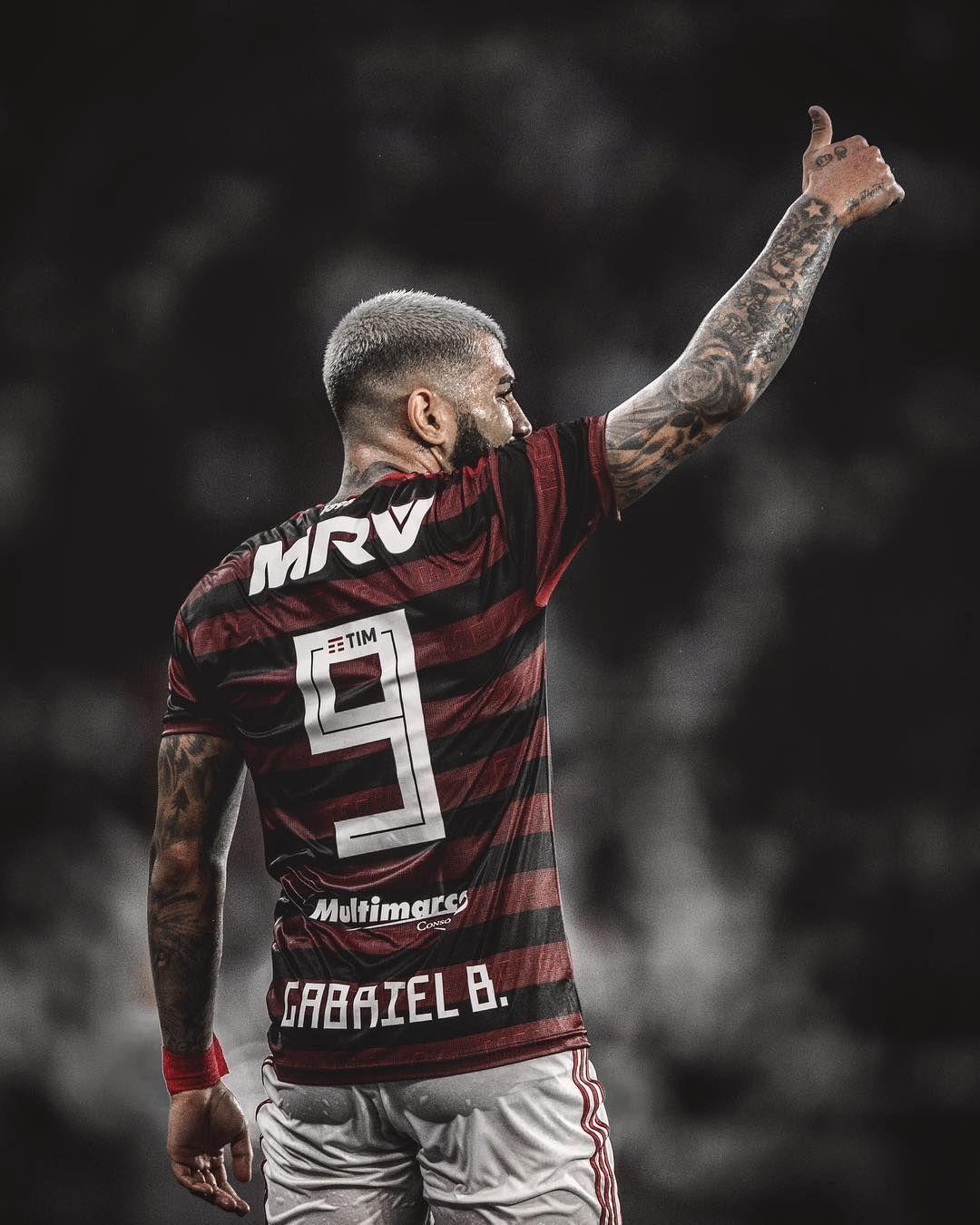 Gabigol Gabriel Barbosa Flamengo 2019 Mengão Fla