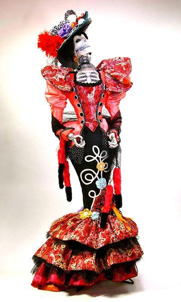 Catrina Calavera~Katherine\u0027s Collection Halloween decorations