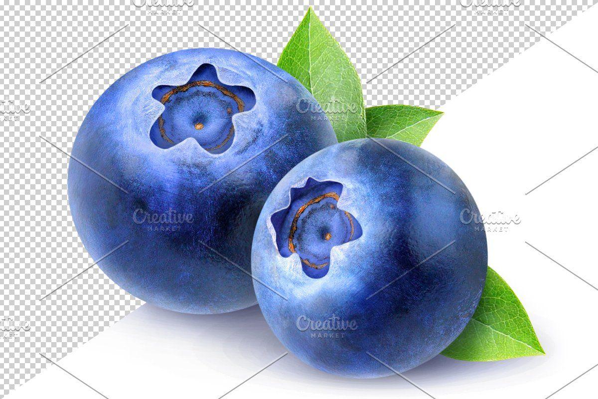 Blueberries Fruits images, Webpage design, Creative market