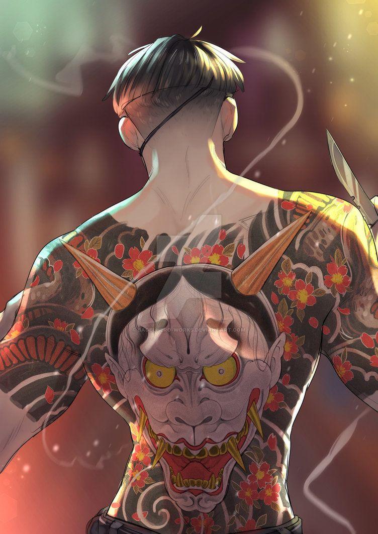 35+ Stunning Yakuza mafia tattoo meanings ideas