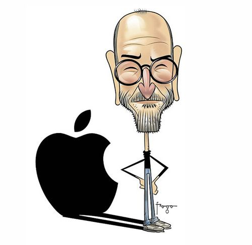 A Tribute To Apple S Mastermind A Collection Of Steve Jobs Illustrations Naldz Graphics Steve Jobs Steve Jobs Images Illustration