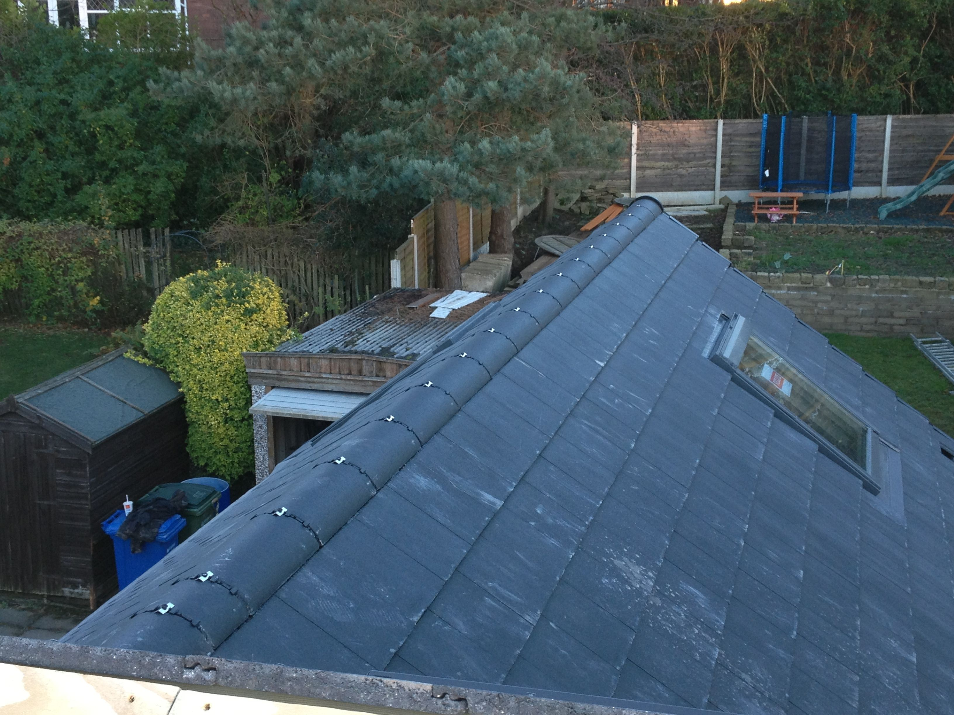 Flat To Pitch Conversion Beddard Roofing Flat Roof Exterior Renovation Roofing