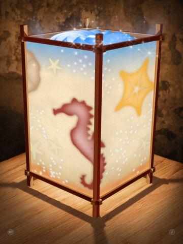 A Spinning Lamp Lamp Diy Lanterns Light Decorations