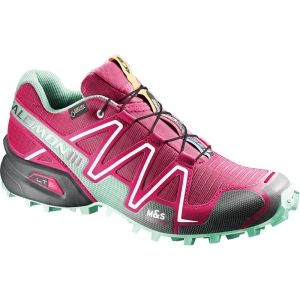 Femmes Lite Train De Halbschuh Chaussures De Fitness En Plein Air, Rose, 48,5 Eu Salewa