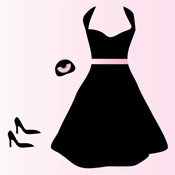 16++ Dress clip art info
