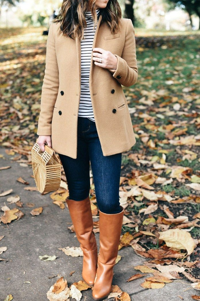 312cc3810305 40+ Classic and Modern Fall Street Style Ideas To Try Right Now ...